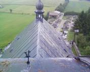 Opravy kostelů