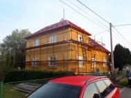 Kompletní obnova fasády RD
