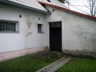 Oprava fasády RD - původní stav