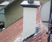 Opravy a bourání komínů