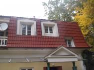 Střecha po realizaci