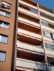 Původní stav balkonů