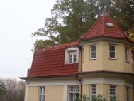 Střecha po renovaci