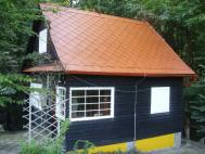 renovovaná střecha