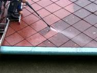 Renovace střechy -eternit