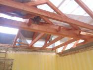 Nová vazba při rekonstrukci podkroví