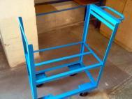 Malý vozík po realizaci