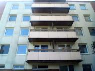 Finální stav balkonů